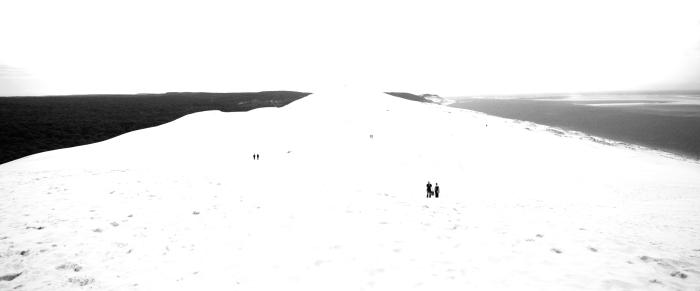 couples-pinède et mer-dune du Pyla