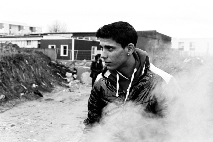 camp de Roms, Pierrefitte, 2012