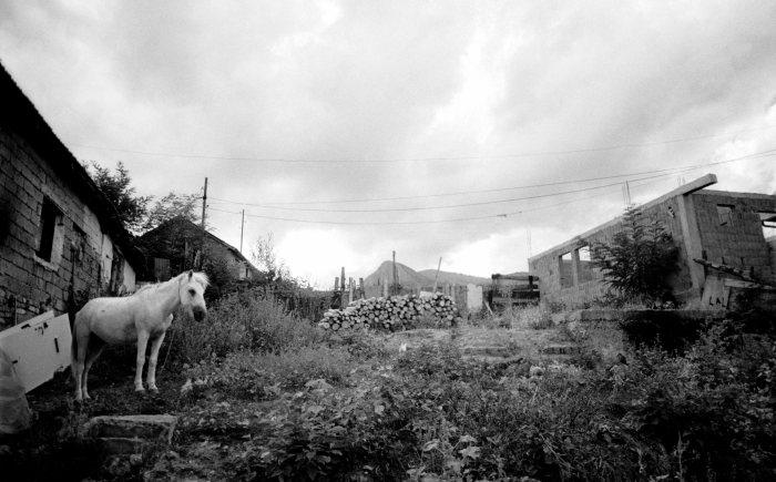 Peje, Kosovo, 2011