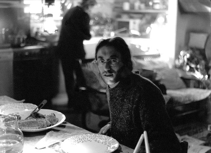 Pietro revenu des tropiques, Florence, 2003