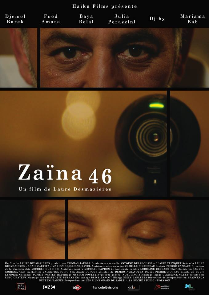 affiche Zaïna
