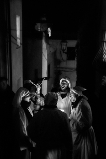 Sardaigne, Castelsardo, Semaine sainte