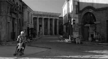 Cinecittà, Rome